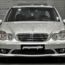 W203 C Serisi C32 AMG Body Kit 2001 - 2007
