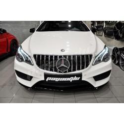 Mercedes Benz - W207 E Coupe GTR Panjur Krom