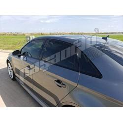 Audi - A3 8V Sedan Krom Siyah Çıta Paslanmaz Çelik 2013-2020