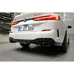 BMW F44 2 Serisi Gran Coupe M235i M 2.35 Kare Difüzör Egzoz Ucu