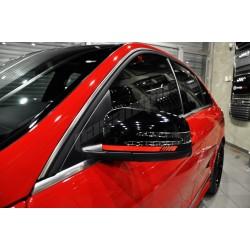Mercedes Benz - W204 C Serisi C63 AMG Ayna Şeritleri Sticker