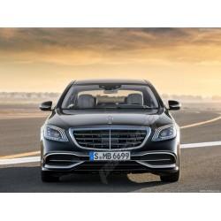 Mercedes Benz- W222 S Serisi MAYBACH Full Body Kit 2016-2019