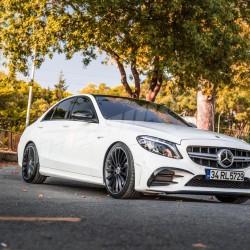 Mercedes Benz - W205 C Serisi C43 AMG FACELIFT Body Kit 2014 - 2021