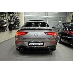 Mercedes Benz W118 CLA 45  CLA45 Difüzör Egzoz Uçları