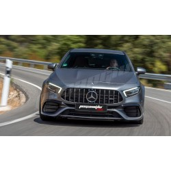 Mercedes Benz - W177 Yeni A Serisi A45 AMG Ön Tampon Panjur