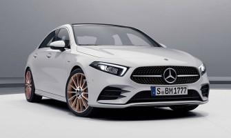Mercedes-Benz A Serisi Sedan Türkiye pazarına sunuldu
