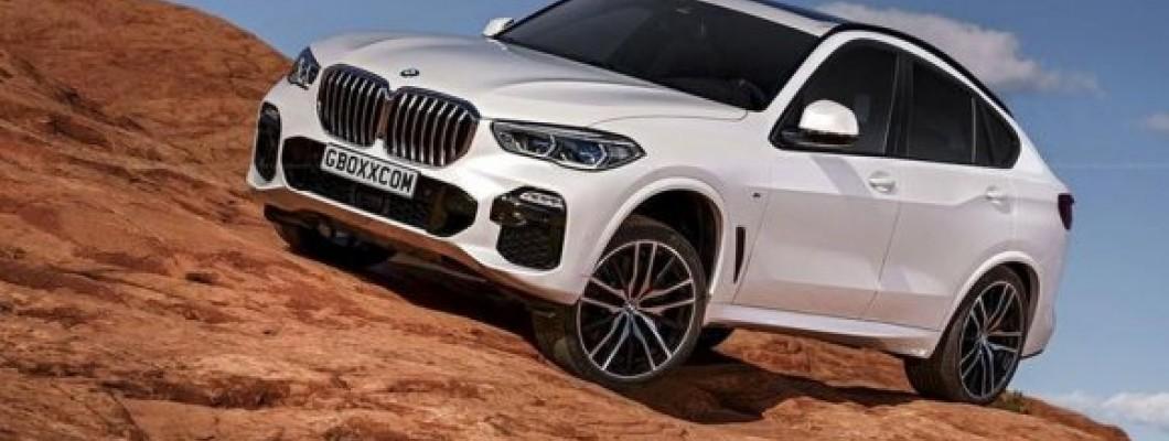 2020 model BMW X6 tanıtıldı