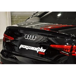 Audi - A4 B9 S4 Bagaj Üstü Spoiler 2015-2019