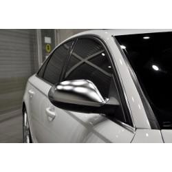 Audi - A6 C7 S line S6 RS6 Krom Ayna Kapağı 2012-2018