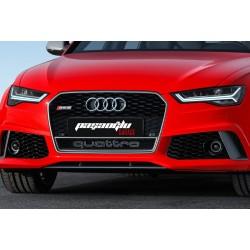 Audi - A6 C7 Sedan - STW Uyumlu RS6 quattro Panjur 2014-2018