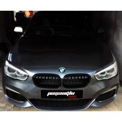 BMW - F20 1 Serisi LCI M1 Böbrek Panjur 2015-2019