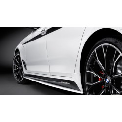 BMW - G30 5 Serisi M Tech M Performance Marşpiyel Eki 2017-2019