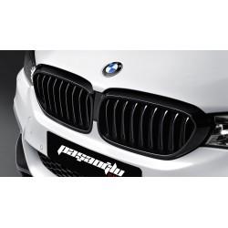 BMW - G30 5 Serisi M Tech M Performance Siyah Panjur 2017-2019