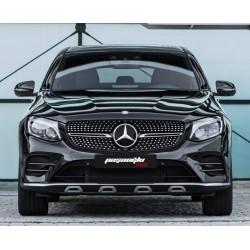 Mercedes Benz - C253 GLC Serisi GLC 43 AMG Diamond Elmas Panjur