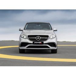 Mercedes Benz- C292 GLE Coupe GLE 63 AMG Body Kit 2015 - 2018