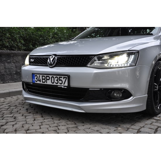 Volkswagen - JETTA Ön Tampon Eki Ön Lip 2011-2014