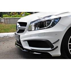 Mercedes Benz - W176 A45 AMG 6 Parça Tampon Kaşı