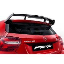Mercedes Benz - W176 A45 AMG Büyük Model Spoiler - Plastik 13 - 18