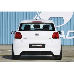 Volkswagen - POLO RIEGER Arka Tampon Eki Difüzör 2011-2014