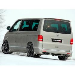 Volkswagen - TRANSPORTER T5 T6 Bagaj Üstü ABT Spoiler 2010-2019