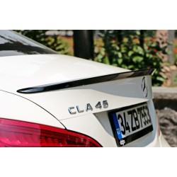 Mercedes Benz - W117 CLA Serisi Bagaj Üstü Spoiler