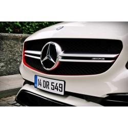 Mercedes Benz - W176 A45 AMG Panjur - Silver
