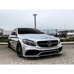Mercedes Benz - W205 C Sedan C63 AMG Body Kit GOOD GO
