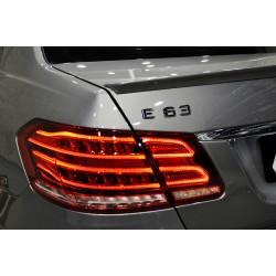 Mercedes Benz - W212 E Serisi E63 Bagaj Logosu
