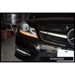 Mercedes Benz - W204 C Serisi Bi-Xenon Ledli Far Seti 2011-2014