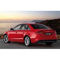 Audi - A4 B8 Makyajlı Kasa S4 Difüzör 2012-2015