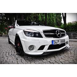 Mercedes Benz - W204 C Serisi C63 AMG Panjur Çerçeveli 2007-2014