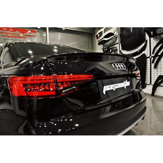 Audi - A4 B9 S line Bagaj Üstü Spoiler 2015-2019