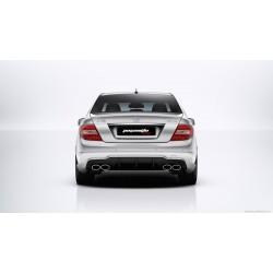Mercedes Benz - W204 C Sedan C63 AMG Body Kit 2011-2014
