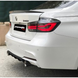 BMW - F30 3 Serisi LCI Black Line Ledli Stop 2012-2019