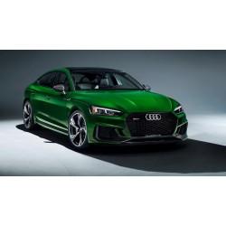 Audi - A5 B9 Coupe - Sportback RS5 Siyah Panjur 2016-2019