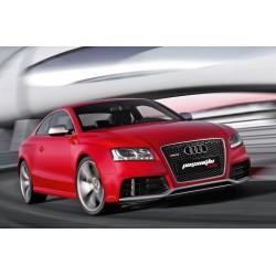 Audi - A5 B8 RS5 Makyajsız Kasa Body Kit 2008-2012