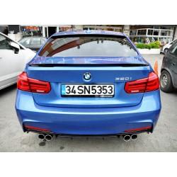 BMW - F30 3 Serisi Cam Üstü Spoiler 2012-2019