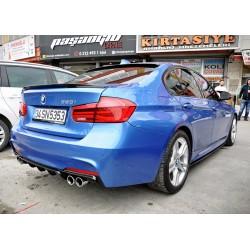 BMW - F30 3 Serisi M Performance Difüzör 2012-2019