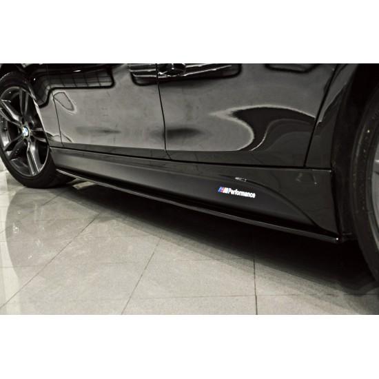 BMW - F30 3 Serisi M Performance Marşpiyel Eki 2012-2019