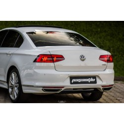 Volkswagen - PASSAT B8 Ledli Stop 2015-2019