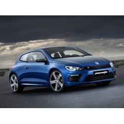 Volkswagen - SCIROCCO R Ön Tampon - Panjur 2014-2019
