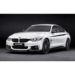 BMW - F32 4 Serisi M Performance Ön Lip 2013-2019