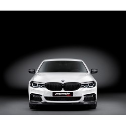 BMW - G30 5 Serisi M Tech M Performance Ön Lip 2017-2019