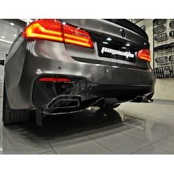 BMW - G30 5 Serisi M Tech M Performance Difüzör 2017-2019