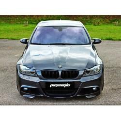 BMW - E90 3 Serisi M Tech Mat Siyah Panjur