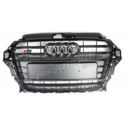 Audi - A3 8V S3 Panjur Komple Siyah Makyajsız 2013-2016