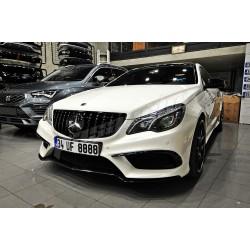 Mercedes Benz - W207 E Coupe GTR Panjur Siyah