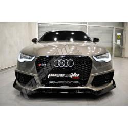 Audi - A6 C7 RS6 ABT Ön Lip 2012-2014