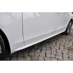 Audi - A4 B8 S line Marşpiyel Bıçakları 2008-2015