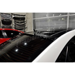 Mercedes Benz - W207 E Coupe E63 AMG Cam Üstü Spoiler